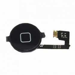 Bouton Home+Nappe pour iPhone 4