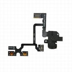 Nappe jack avec volume et vibreur pour iPhone 4