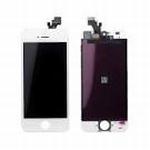 Remplacement vitre tactile + écran lcd blanc iPhone 5S/SE
