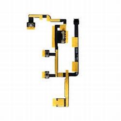 Nappe power et volume et vibreur 2ème génération pour ipad 2