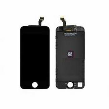 Vitre tactile noir avec écran LCD pour iPhone 6