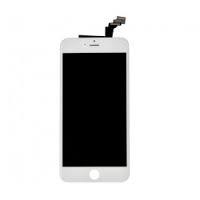Remplacement vitre tactile + écran lcd noir iPhone 6+ blanc
