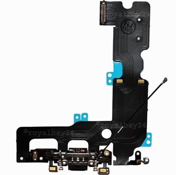 Nappe Dock de charge + prise jack et micro pour iphone 8