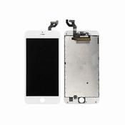 Vitre tactile blanc avec écran LCD pour iPhone 6s