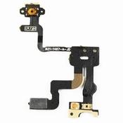 Nappe Capteur de Proxi+Power+micro pour iPhone 4S