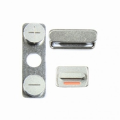 Kit boutons Volume+Vibreur+Power pour iPhone 4S